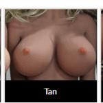 WM Tan skin