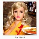 25 Yolanda