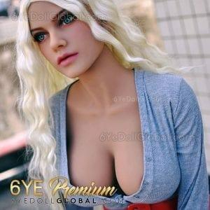TPE sex doll by 6Ye