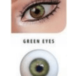 AI-Green eyes