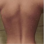 AI-tanned skin