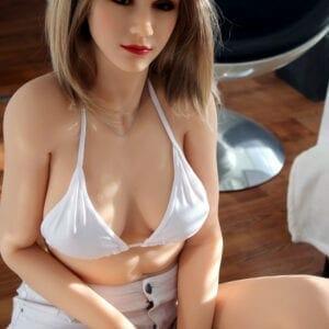 Audrey 158cm B-cup Realistic Sex doll